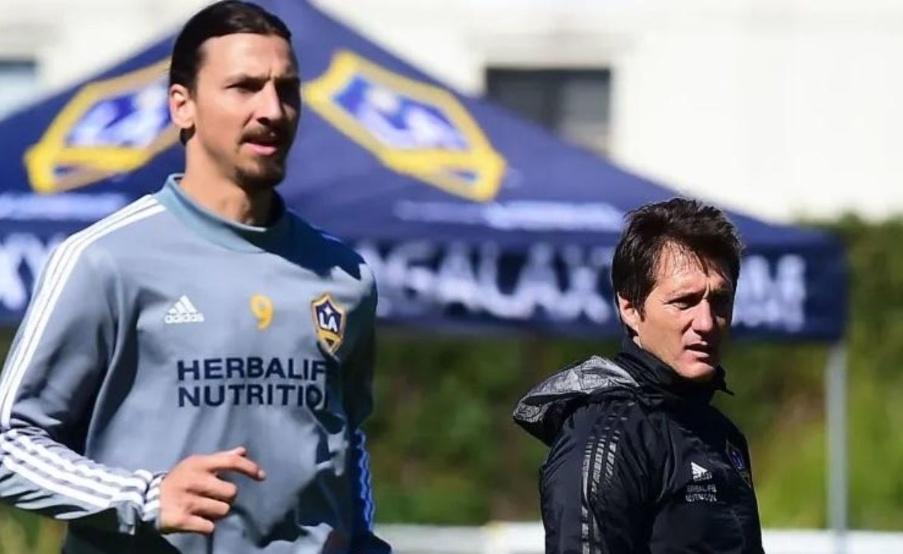Zlatan Ibrahimovic podría irse de LA Galaxy(LA Galaxy)