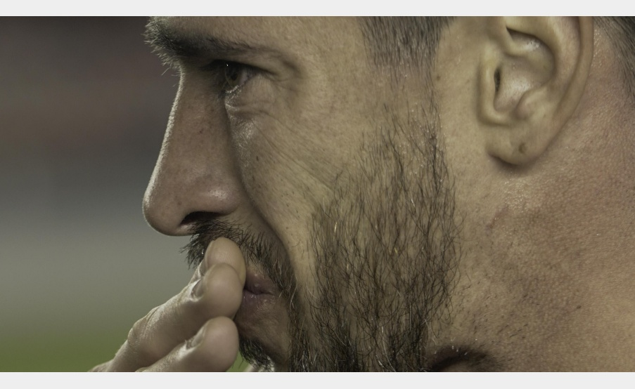 Pablo Pérez protagonizó un escándalo en el vestuario(TNT Sports)