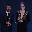 Messi, galardonado en los premios The Best