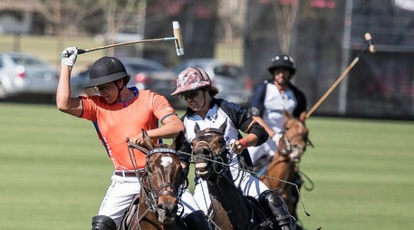 Ellerstina y Las Monjitas, en la gran final de la XTREME Polo League