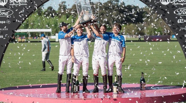 La Ellerstina, campeón de la Xtreme Polo League