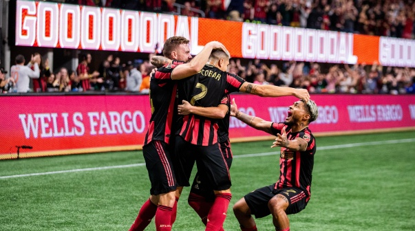 Atlanta United le ganó 1-0 a New England Revolution