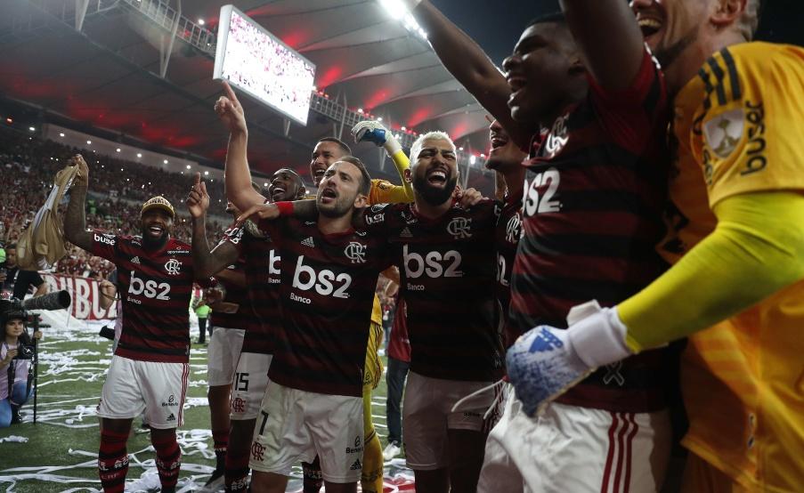 Flamengo podría recibir una sanción de la Conmebol(EFE)