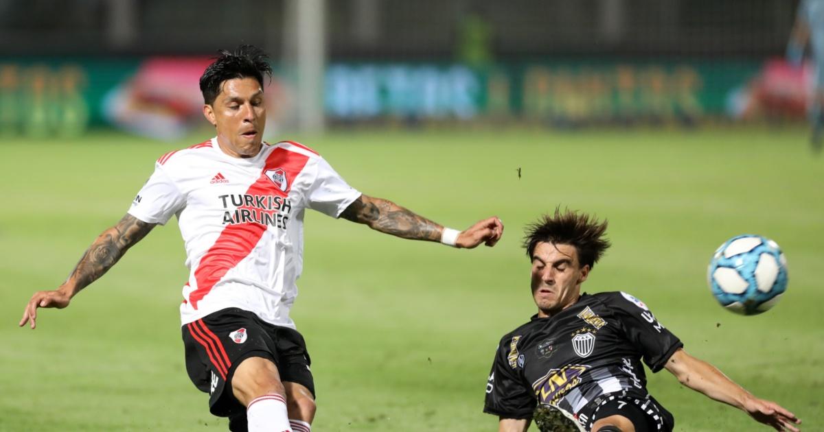 Si no se recupera Enzo Pérez, ¿cuál es el plan de River para la final? - TNT Sports