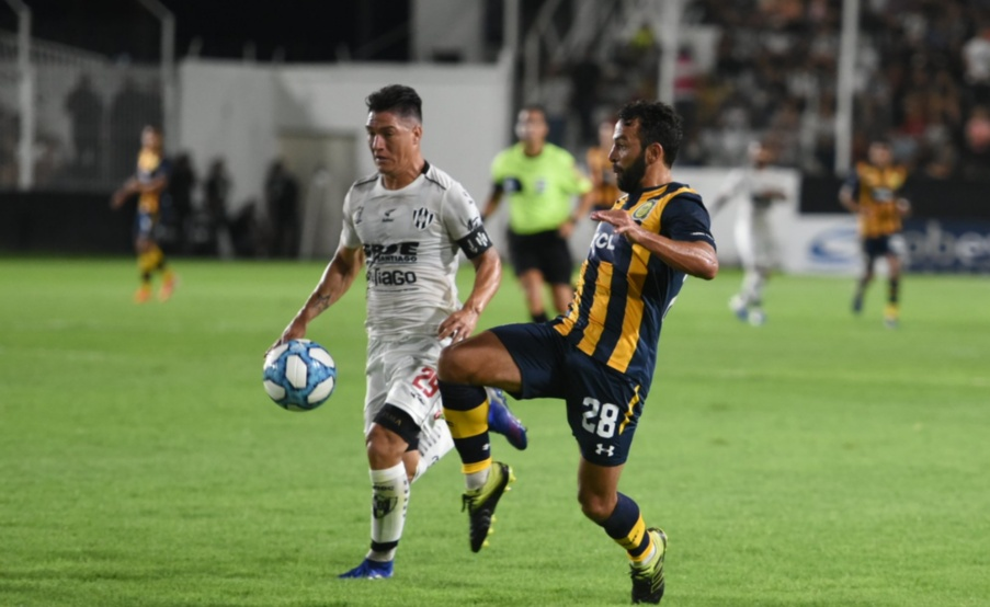 Rosario Central igualó ante Central Córdoba(Rosario Central)