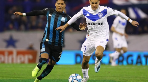 Vélez vs. Racing en la Superliga 2019