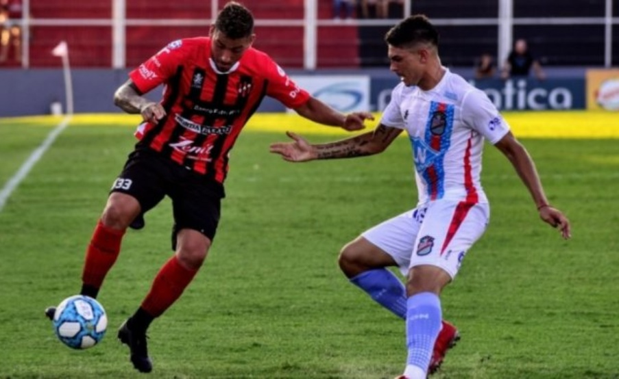Patronato y Arsenal no se sacaron diferencias(Superliga)