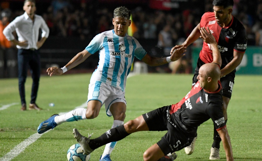Colón vs. Racing Fecha 20 Superliga(Fotobaires)