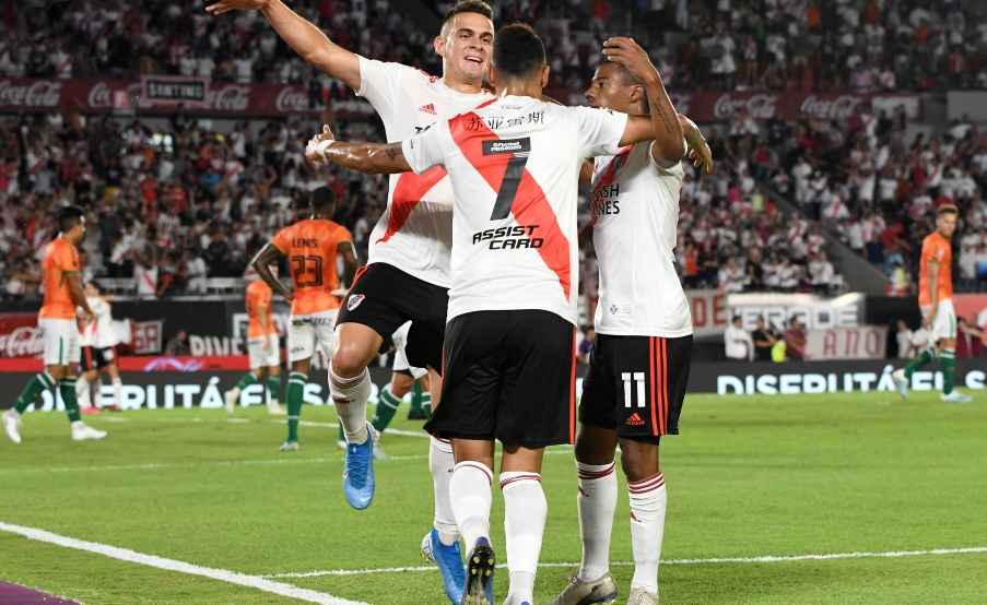 River vs. Banfield Fecha 20 Superliga(Fotobaires)