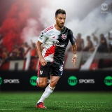 Nacho Scocco, entre River y Newell's
