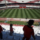 El estadio de River