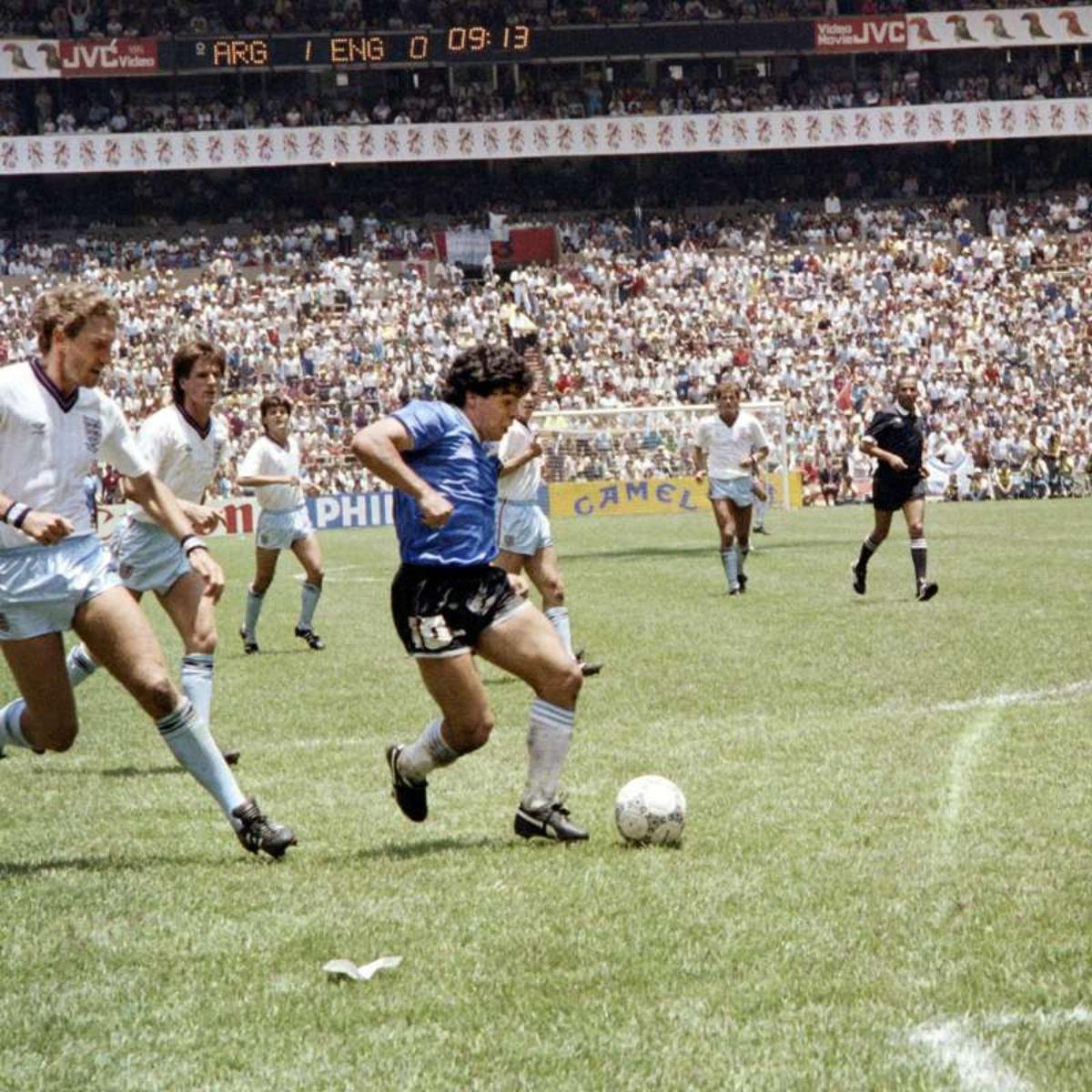 El Recuerdo De Maradona De Sus Goles A Los Ingleses Mas No Le Puedo Pedir A La Vida Tnt Sports