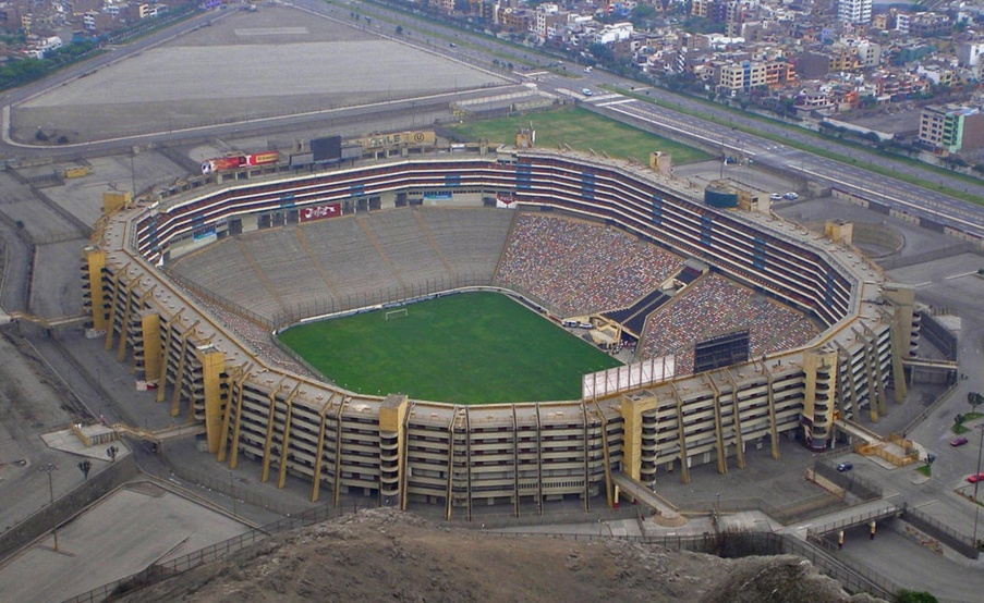 Estadio Monumental de Lima(CONMEBOL)