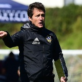 Guillermo Barros Schelotto, DT de LA Galaxy