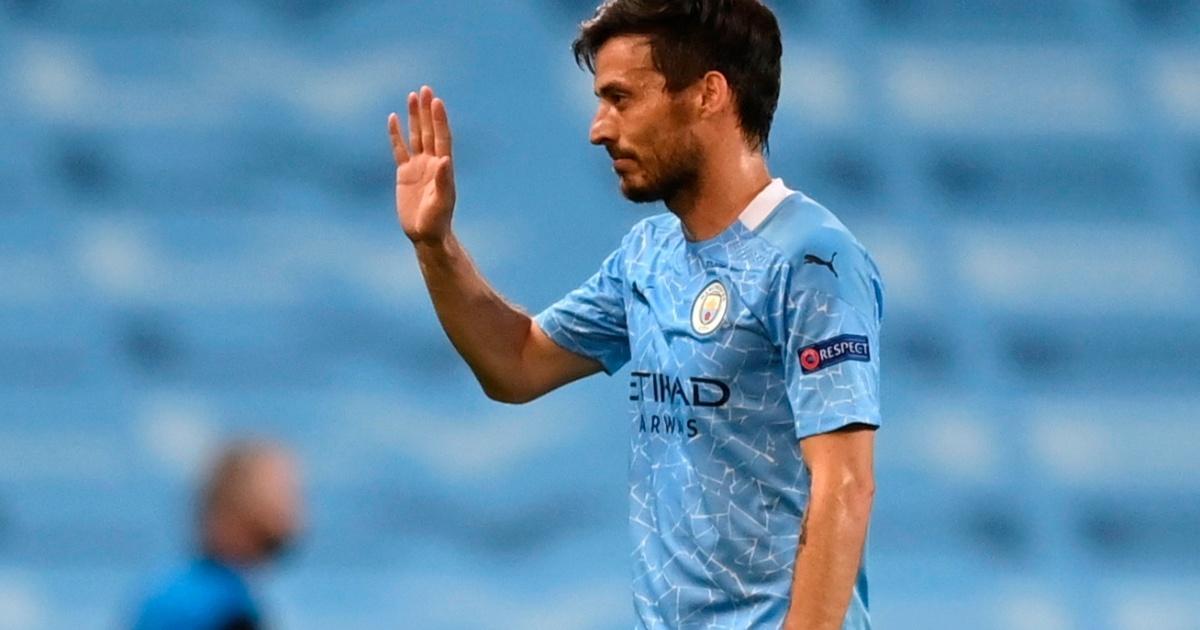 David Silva se irá de Manchester City cuando termine la Champions League y ya negocia para ser nuevo refuerzo de Lazio | TNT Sports