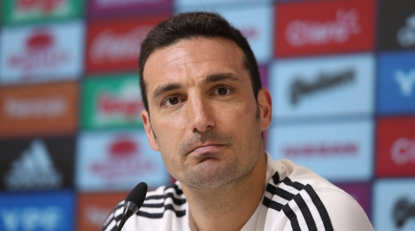 Lionel Scaloni habló en exclusiva con TNT Sports