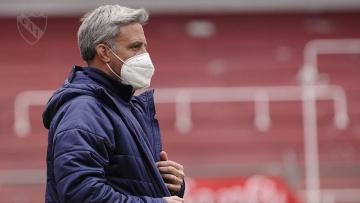 """Si me va bien en Independiente, me acerca a la selección"""", sostuvo el flamante arquero del Rojo, Sebastián Sosa   TNT Sports"""