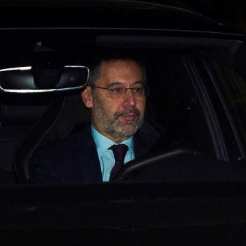 Josep María Bartomeu presentó su renuncia como presidente de Barcelona |  TNT Sports