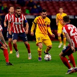 Atlético Madrid vs. Barcelona