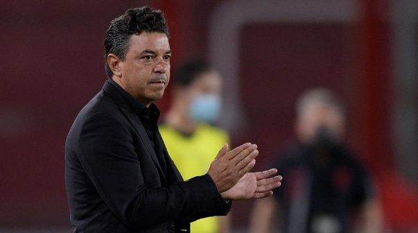 Marcelo Gallardo, DT de River