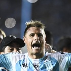 Iván Pillud, referente de Racing