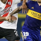 Gabriel Neves, entre Boca y River