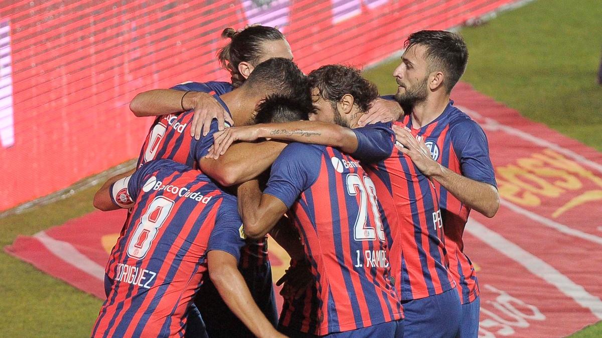 San Lorenzo le ganó a Arsenal en el debut de la Copa de la Liga | TNT Sports