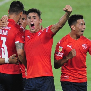 Independiente le ganó a Gimnasia