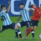 Racing le ganó a Independiente