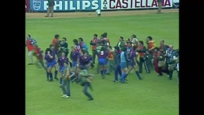 La final copera del bochorno: Barcelona vs. Athletic Club 1984