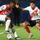 River igualó ante Independiente Santa Fe