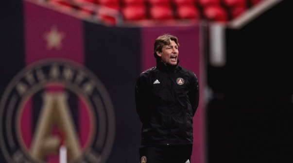Gabriel Heinze, DT de Atlanta United