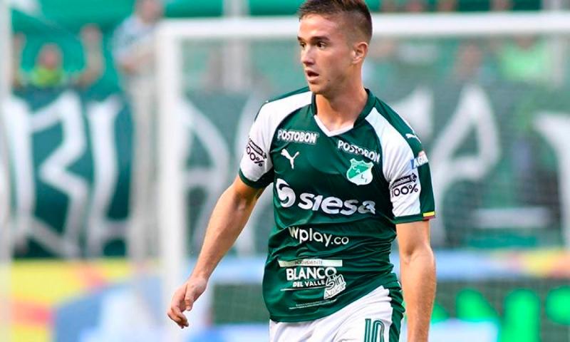 River va por un 'tapado': Ya inició negociaciones para la contratación del argentino Agustín Palavecino | TNT Sports