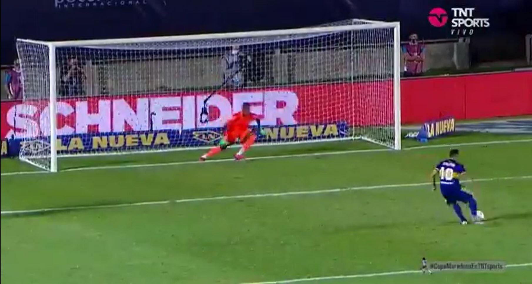 Así fue la definición por penales entre Boca y Banfield | TNT Sports